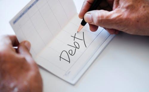 schuld-voor-ondernemers